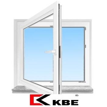Вікна з профілю KBE