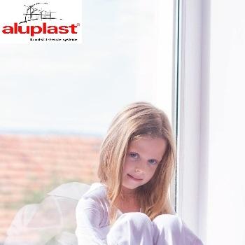 Вікна з профілю Aluplast