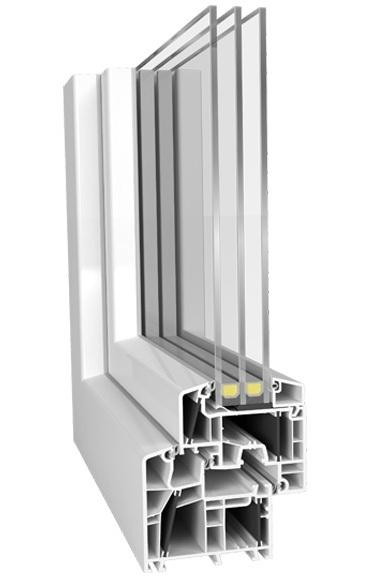 Окна Aluplast Energeto 8000