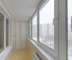Балкон в Киеве