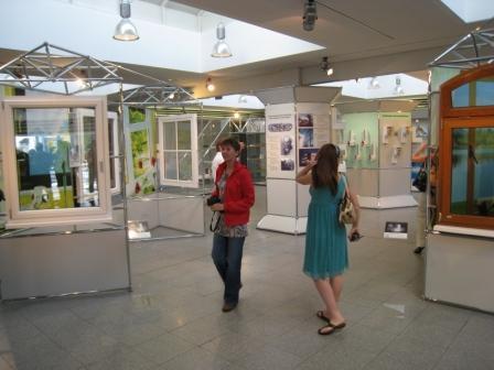 Євровікна в Києві на будівельній виставці
