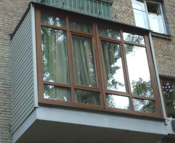 Французький балкон в Києві