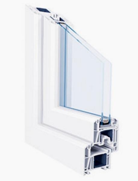 Вікна Kommerling 70 ST