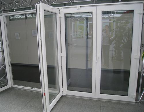 Металлопластиковые двери ПВХ в Киеве