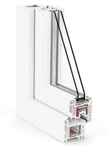 Окна Rehau Brillant-Design