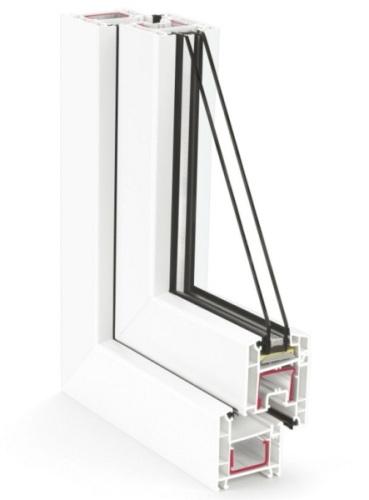 Окна Rehau Ecosol-Design 60