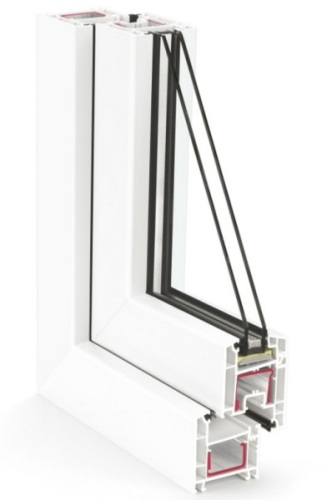Окна Rehau Euro-Design 60