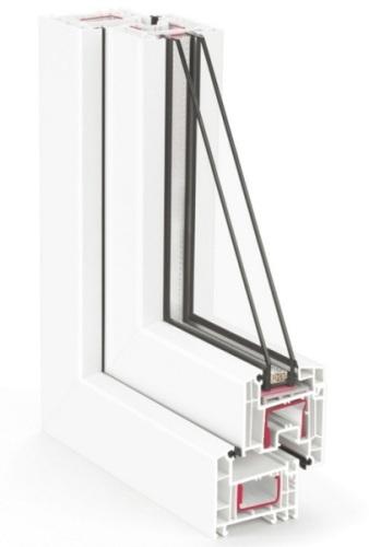 Вікна Rehau Euro-Design 70
