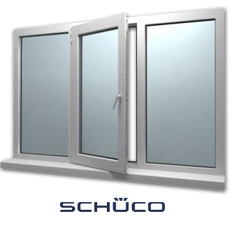Окна из профиля Schuco