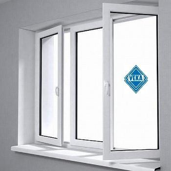 Окна из профиля Veka